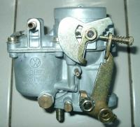 Carburetor, what does the X mean?