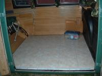 new sundial floor