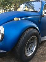 Bug tire rub issues