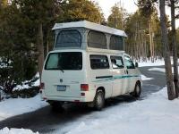 Colorado Campervan Eurovan Poptop