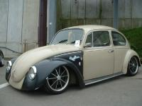 "Savannah beige bug on 17"" BRMs"