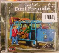 German audio drama cover
