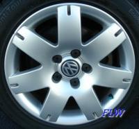 2004 Passat wheel