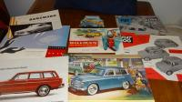 Cool old brochures
