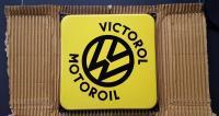 Victorol Motoroil Enamel Sign