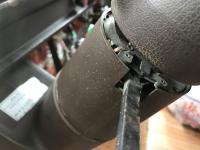 1978 Steering column