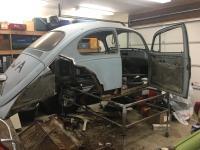 1967 bug rebuild