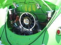 54 Show Bug engine bay
