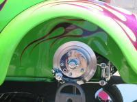 54 Show Bug front rotor