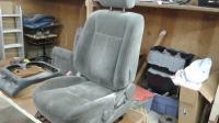 2004 Suzuki Verona Seat
