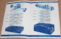 Leaflet on shipping large items