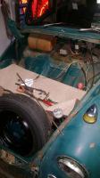 '67 Java Green Bug