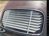 VW interior louvers ... blinds?