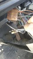 72 Blinker wires and switch