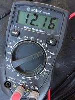 Multimeter Readings