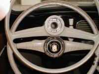 June '56 and Nov '54 steering wheels