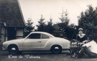Early Ghia on a picnic