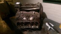 Engine teardown