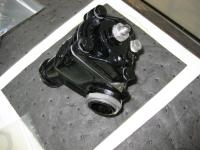 Completed Steering Box, Paint before assembly