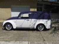 66 sedan delivery and ford van