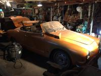 71 Ghia Project