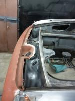 Type 34 Karmann Ghia - rear end