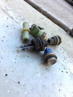 Corroded Coolant System Pipes and Hoses