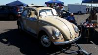 1957 Oval Ragtop for sale in swap meet