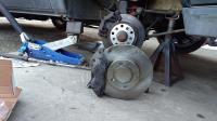 Vanagon 2wd Front Brake Upgrade