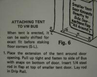 Riviera Tent Instructions