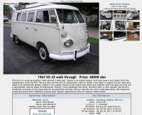 67 Westy someone is selling here