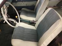 Pacific blue coupe details
