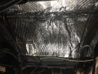 Tranny tunnel Insulation