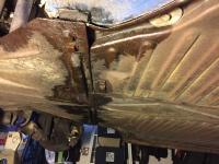 Master cylinder brake fluid leak