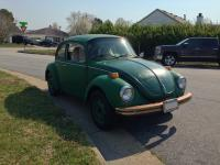 My 1973 Super Beetle