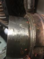 25hp cylinder crack repair