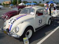 Herbie Showed up for the show