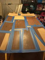 Late Bay Laminating Project (Part 1)