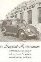 Otto Schmidt Spezial Karosserien