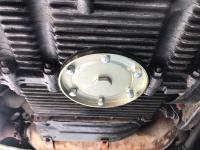 oil sump repair