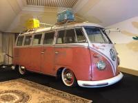September built 15 window bus