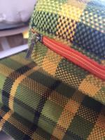 1979 Westfalia bed zipper