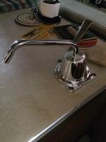 Repo camper water pump