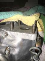 Engine case number