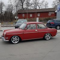 Notchback wheels 17