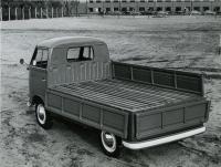 1955 1956 1957 VW Single Cab press photo
