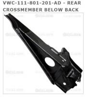 rear crossmember left