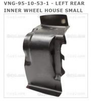 left rear inner wheelhouse small front splash panel
