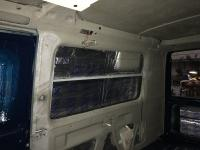 battle jitney - Vanagon Panel Van Conversion