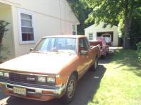 67 Westy poptop garaged